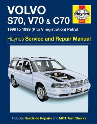 Volvo S70, V70 & C70 Service and Repair Manual