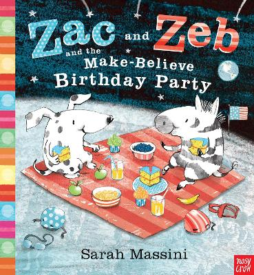 Zac and Zeb and the Make Believe Birthday Party