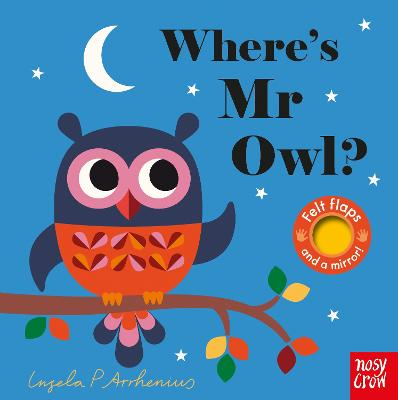 Where's Mr Owl?