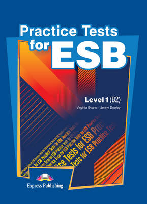 Practice Tests for ESB: Level B2: Class CDs (international)