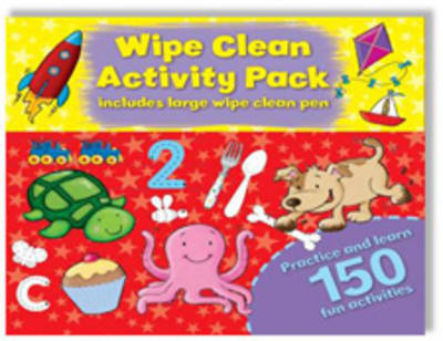 My Wipe Clean Activity Pack