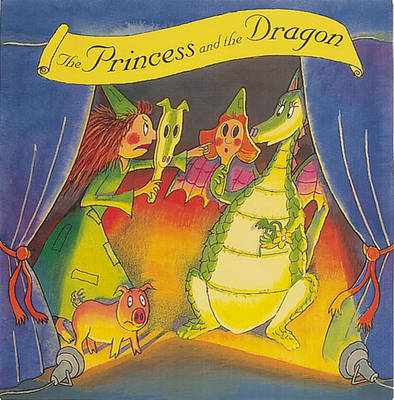 The Princess and the Dragon Mask Book