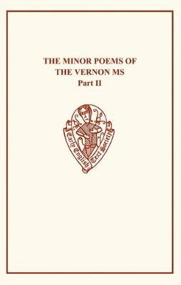 The Minor Poems of  The Vernon MS II