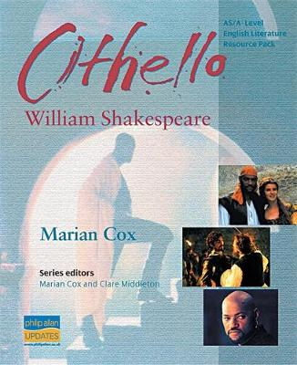 AS/A-Level English Literature: Othello Teacher Resource Pack + CD