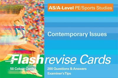 AS/A-level PE/Sports Studies: Contemporary Issues