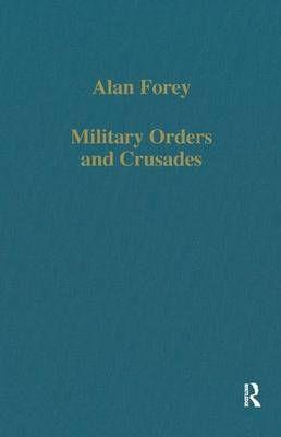 Military Orders and Crusades
