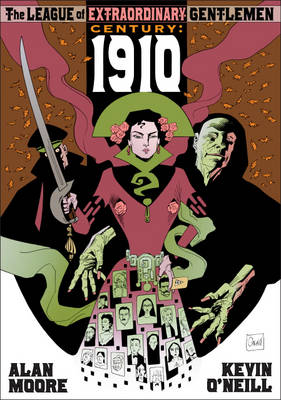 League Of Extraordinary Gentlemen:century 1910: Century 1910