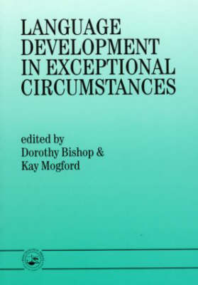 Language Development In Exceptional Circumstances