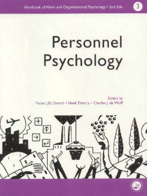 A Handbook of Work and Organizational Psychology: Volume 3: Personnel Psychology