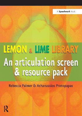 Lemon and Lime Library: An Articulation Screen and Resource Pack