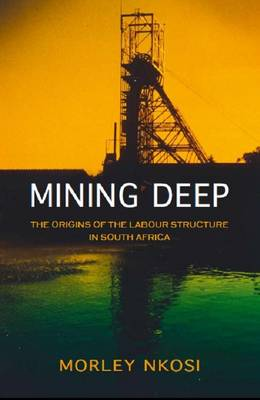 Mining Deep: The Origins of the Labour Structure in South Africa