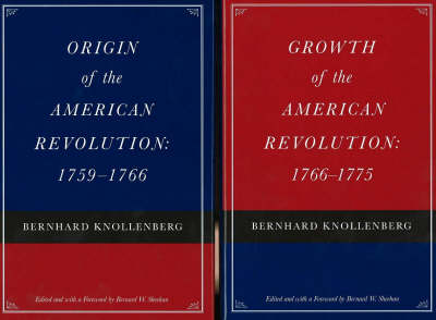 Origin of the American Revolution / Growth of the American Revolution