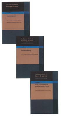 Collected Works of Henry G Manne