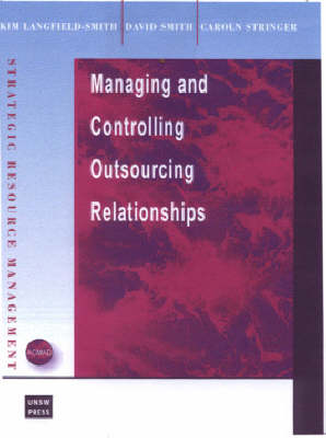 Managing the Outsourcing Relationship