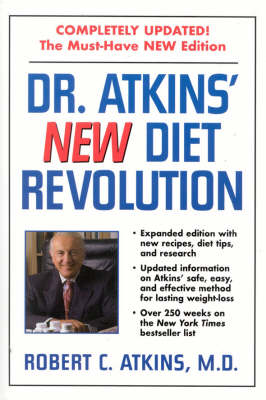 Dr. Atkins Revised Diet Package: The Any Diet Diary and Dr. Atkins' New Diet Revolution 2002