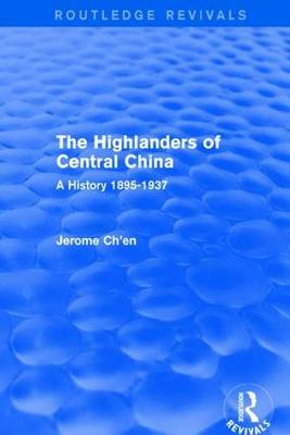The Highlanders of Central Asia: A History, 1937-1985