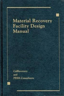 Material Recovery Facility Design Manual