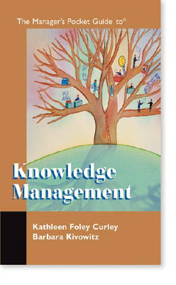 Manager's Pocket Guide to Knowledge Management