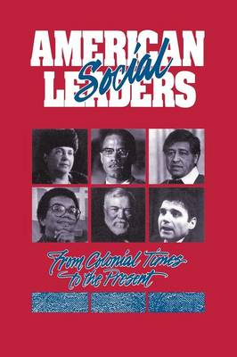 American Social Leaders: From Colonial Times to the Present