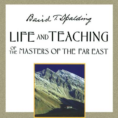 Life and Teaching of the Masters of the Far East: Audio CD: 3 CD Set
