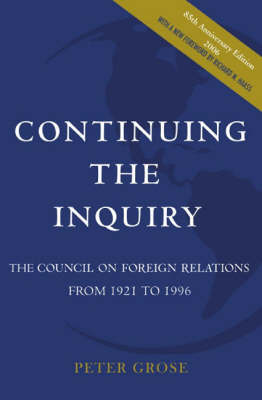 Council on Foreign Relations at 75