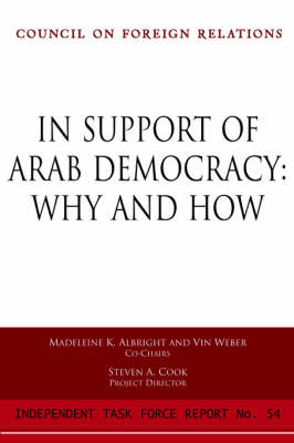 Arab Reform: Independent Task Force Report