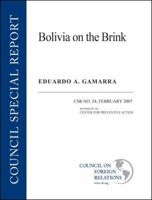 Bolivia on the Brink