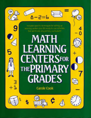 Math Learning Centers for the Primary Grades