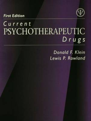 Current Psychotherapeutic Drugs
