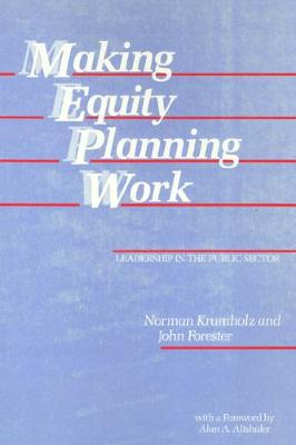 Making Equity Planning Work: Leadership in the Public Sector