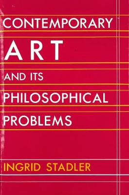 Contemporary Art And Its Philosophical Problems