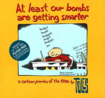 At Least Our Bombs Are Getting Smarter