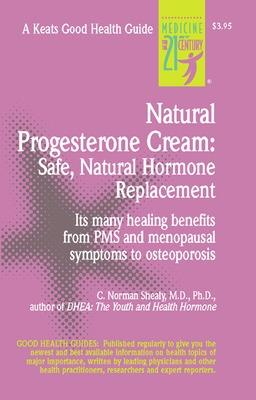 Natural Progesterone Cream: Safe, Natural Hormone Replacement