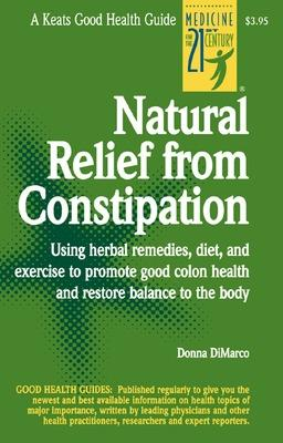 Natural Relief from Constipation