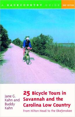 25 Bicycle Tours in Savannah and the Carolina Low Country: From Hilton Head to the Okefenokee