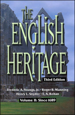 The English Heritage: v. 2: Since 1689