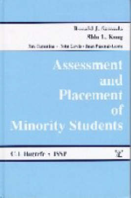 Assessment and Placement of Minority Students
