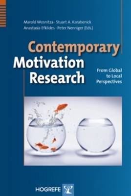 Contemporary Motivation Research: From Global to Local Perspectives