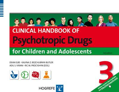 Clinical Handbook of Psychotropic Drugs for Children & Adolescents: 2015