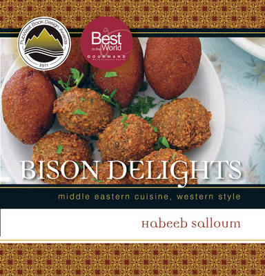 Bison Delights: Middle Eastern Cuisine, Western Style