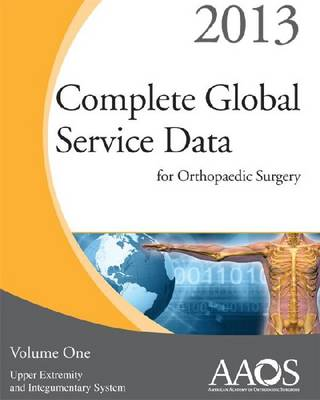 Complete Global Service Data for Orthopaedic Surgery: 2013