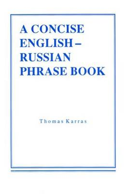 Concise English-Russian Phrase Book