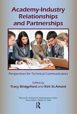 Academy-Industry Relationships and Partnerships: Perspectives for Technical Communicators