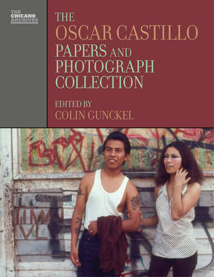 Oscar Castillo Papers and Photograph Collection