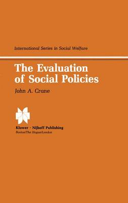 The Evaluation of Social Policies