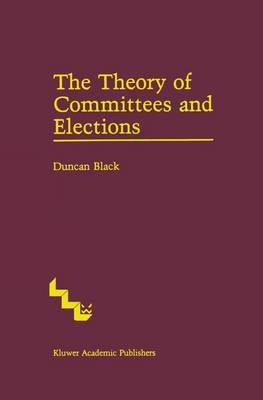 The Theory of Committees and Elections