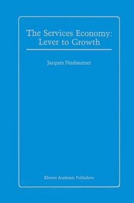 The Services Economy: Lever to Growth