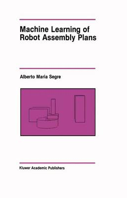 Machine Learning of Robot Assembly Plans