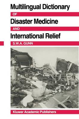 Multilingual Dictionary of Disaster Medicine and International Relief