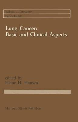 Lung Cancer: Basic and Clinical Aspects: Basic and Clinical Aspects